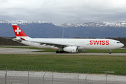 Airbus A330-343X (HB-JHN)