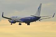 Boeing 737-86N/WL (YR-BME)