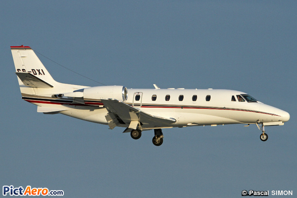 Cessna 560XL Citation Excel (NetJets Europe)