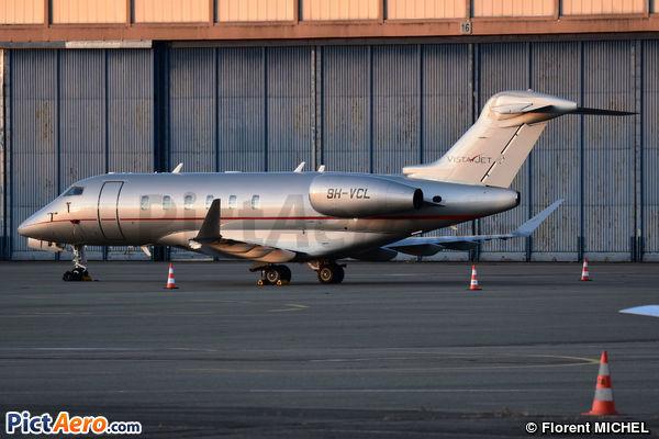 Bombardier BD-100-1A10 Challenger 350 (VistaJet)