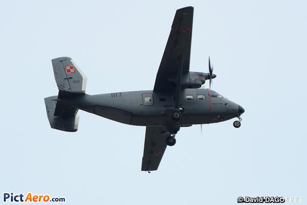 PZL-Mielec M-28B1TD Bryza 1TD (Polish- NAVY)
