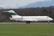 Bombardier BD-700-1A11 Global 5000 (LX-RAK)