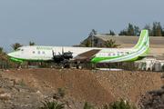 Douglas DC-7C Seven Seas (EC-BBT)