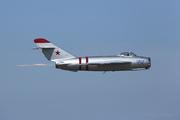 Mikoyan-Gurevich MiG-17F Fresco -NX217SH