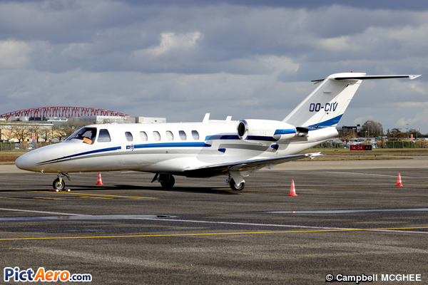 Cessna 525A CitationJet CJ2 (Air Service Liège (ASL))