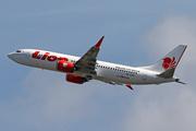 Boeing 737-8 Max (PK-LQH)