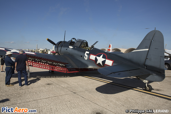 Douglas SBD-5 Dauntless (Commemorative Air Force)