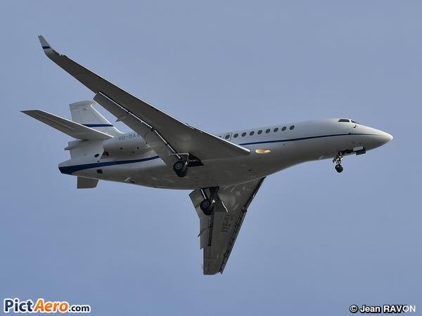 Dassault Falcon 7X (Jet Management LLC)