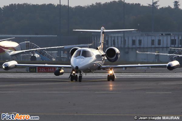 Learjet 35A (GFD - Ges. fuer Flugzieldarstellung)