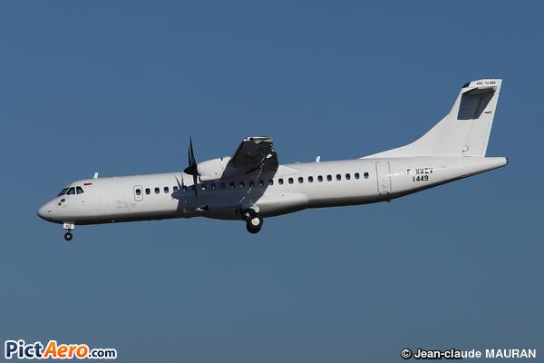 ATR72-600 (ATR72-212A) (Airbus Industrie)