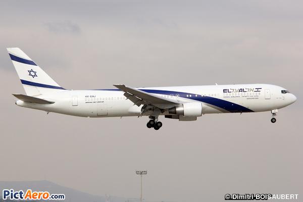 Boeing 767-330/ER (El Al Israel Airlines)