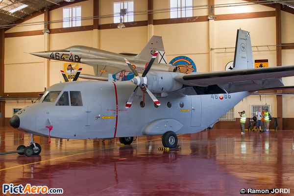 CASA C-212-100 Aviocar (Spain - Air Force)