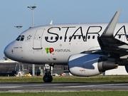 Airbus A320-214 (CS-TNP)
