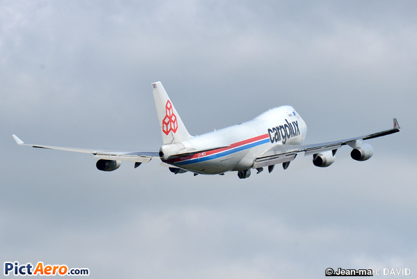 Boeing 747-4R7F/SCD (Cargolux Airlines International)