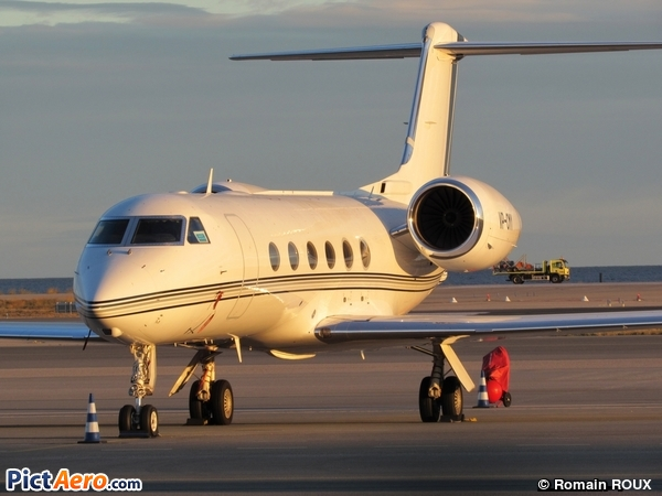 Gulfstream Aerospace G-IV X (G450) (Jet Aviation Business Jets AG)