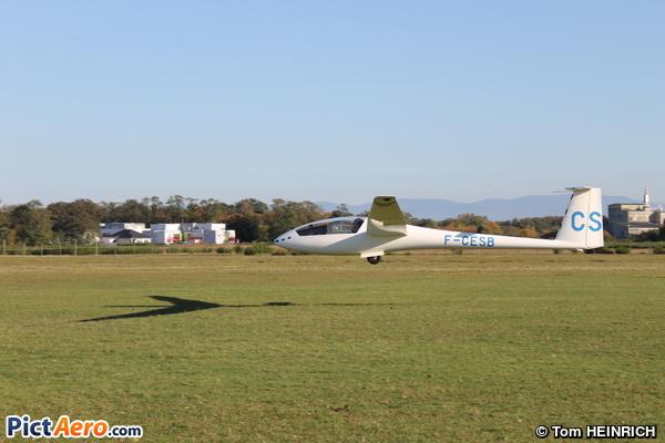 Rolladen-Schneider LS-1F (Centre de Voile à Voile de Haguenau)