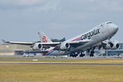 Boeing 747-4R7F/SCD (LX-WCV)
