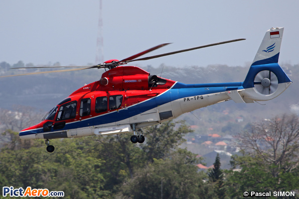 Eurocopter EC-155 B1 (Indonésia Air Transport)