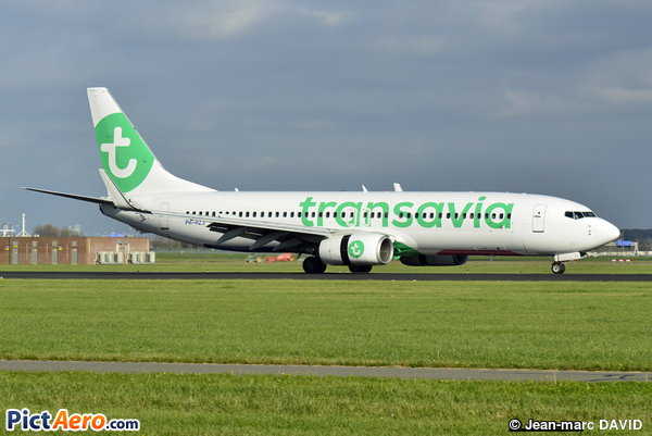 Boeing 737-8K2(WL) (Transavia Airlines)