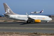 Boeing 737-73S(WL) (OH-JTZ)