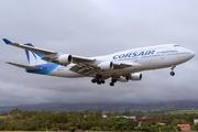 Boeing 747-422 - F-HSUN