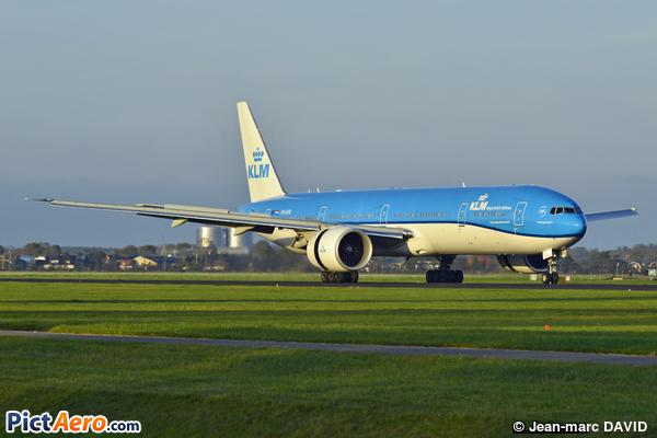Boeing 777-306/ER (KLM Royal Dutch Airlines)