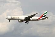 Boeing 777-F1H (A6-EFF)