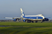Boeing 747-8HVF  (VP-BBP)
