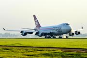 Boeing 747-4R7F (LX-YCV)