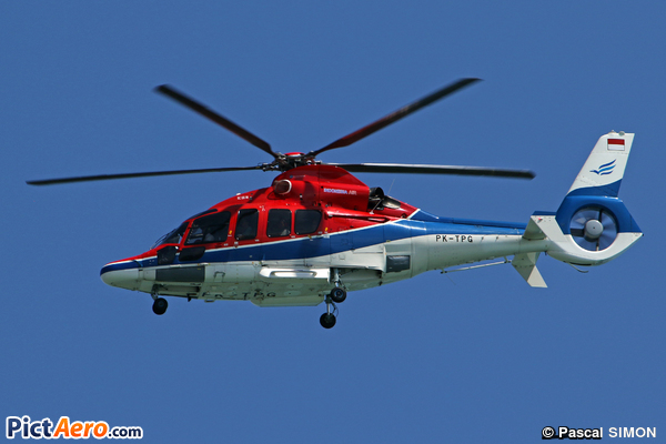 Eurocopter EC-155 B1 (Indonesia Air Transport (IAT))