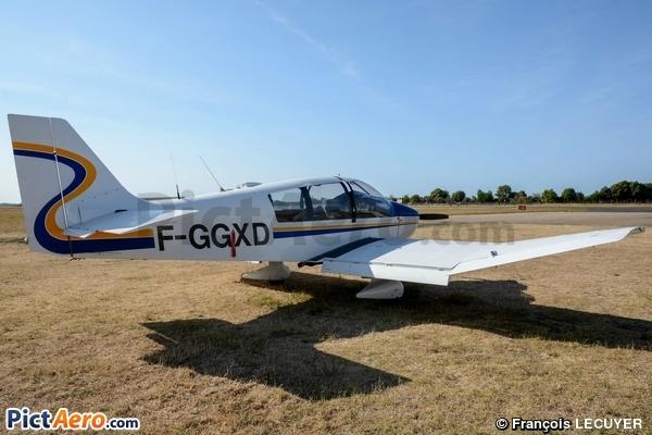 Robin DR-400-120 (Aéroclub de Camargue)