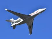 Dassault Falcon 7X (B-8026)