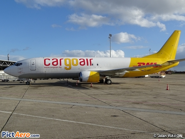 Boeing 737-4Y0F (Cargoair)