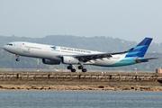 Airbus A330-343E (PK-GPU)