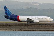 Boeing 737-3Y0/WL (PK-CKH)