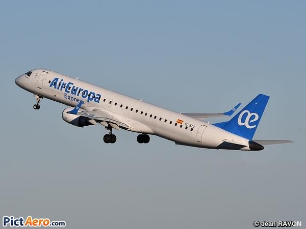 Embraer ERJ-195LR (ERJ-190-200LR) (Air Europa)