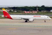 Airbus A321-211 (EC-IXD)