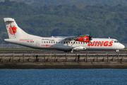 ATR 72-600 (PK-WGM)