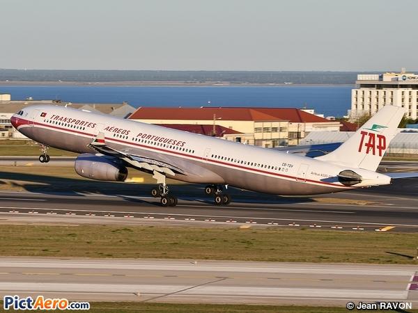 Airbus A330-343E (TAP Portugal)