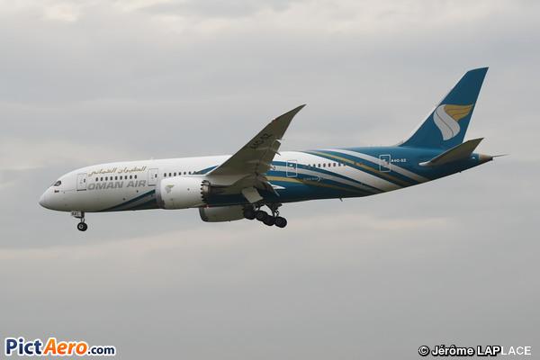 Boeing 787-8 Dreamliner (Oman Air)