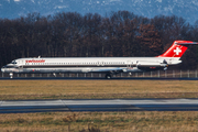 McDonnell Douglas MD-81 (DC-9-81) (HB-INM)