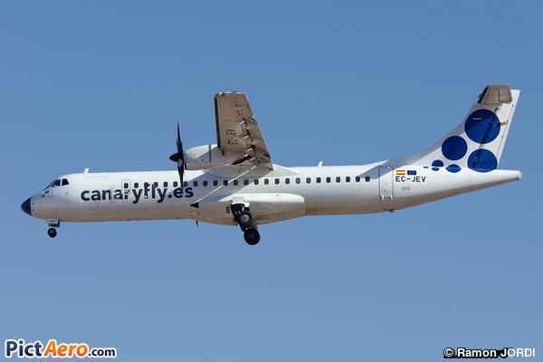 ATR 72-500 (ATR-72-212A) (Canaryfly)