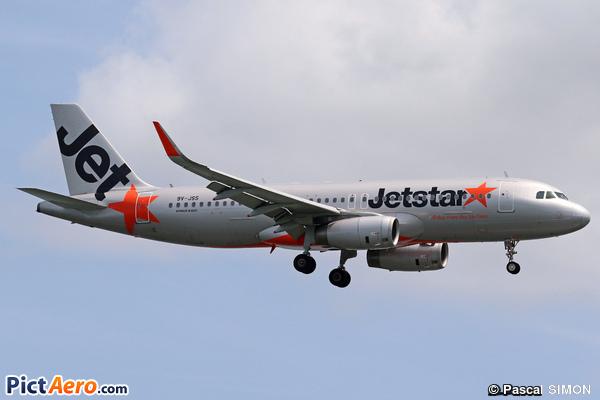 Airbus A320-232(WL) (Jetstar Asia Airways)