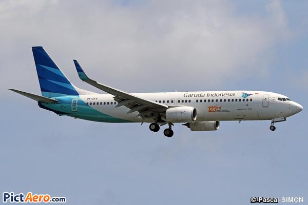 Boeing 737-81D(WL) (Garuda Indonesia)