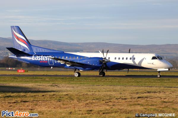 Saab 2000 (Eastern Airways)