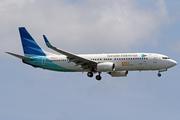 Boeing 737-81D(WL) (PK-GFR)