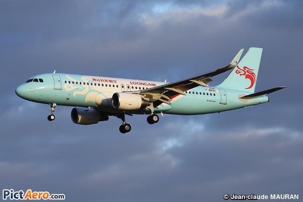 A320-214 WL (Loong Air)