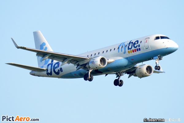 Embraer ERJ-175STD (Flybe)
