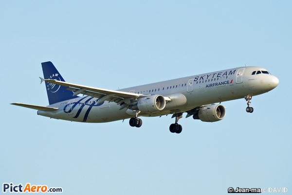 Airbus A321-211 (Air France)