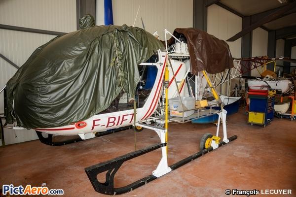 Aérospatiale SA 315B Lama (Privé)